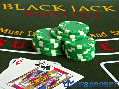 Strategi Blackjack